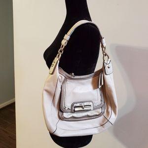 Authentic Coach shoulder purse
